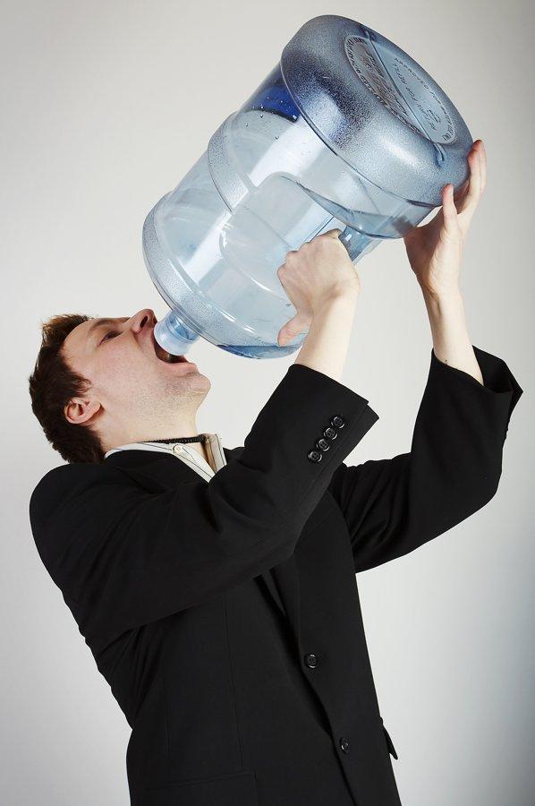 вода от икоты