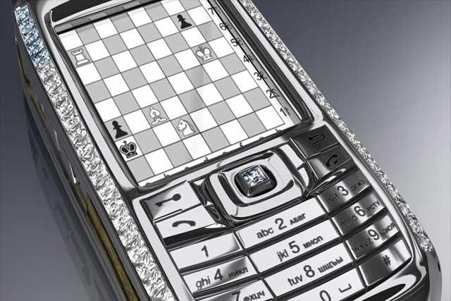 самый дорогой кнопочный телефон