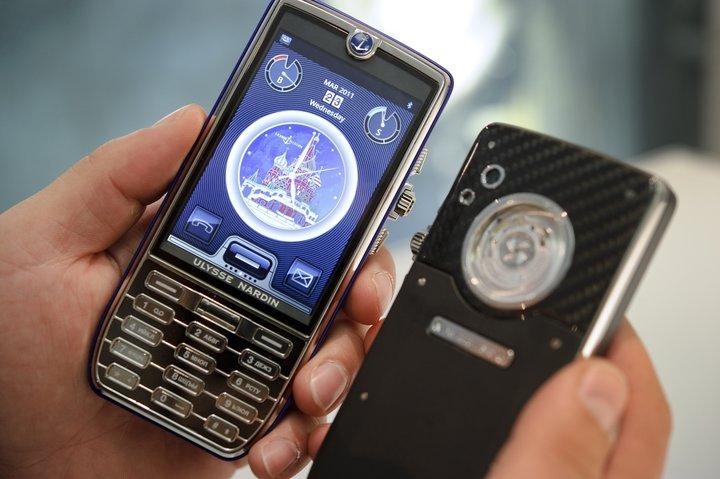 самые дорогие телефоны в россии
