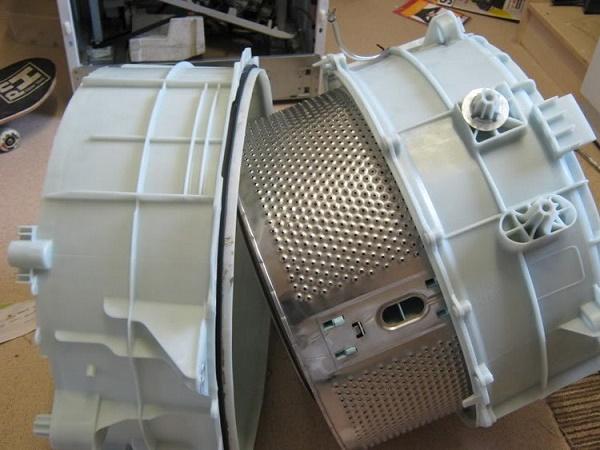 стиральные машины с разборным барабаном