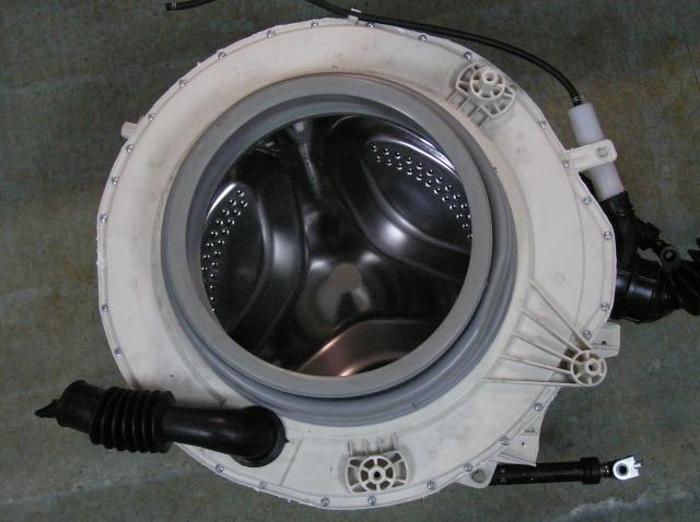 стиральная машина с разборным барабаном марка