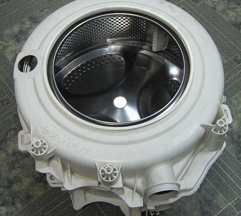 разборный барабан стиральной машины индезит