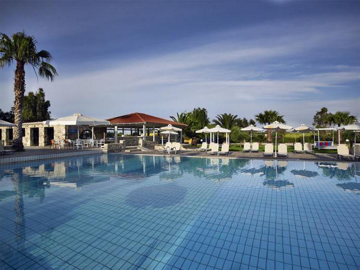 Atlantica Thalassa Hotel 4 (Кос) отзывы