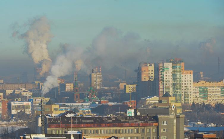 За чистую экологию Челябинска!