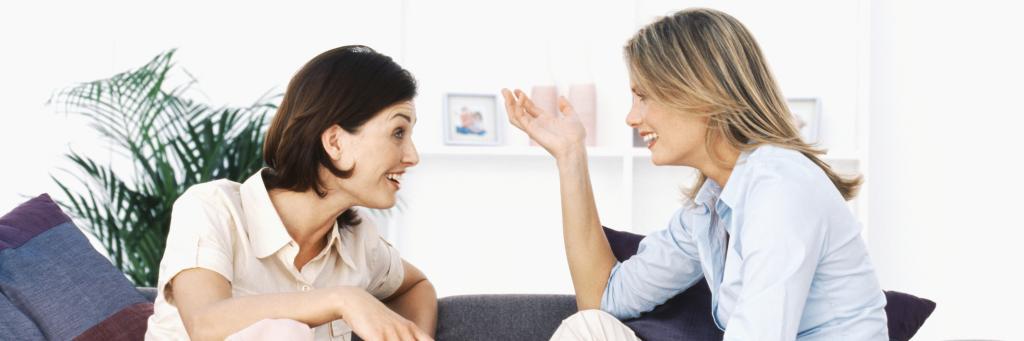 выбор темы для разговора