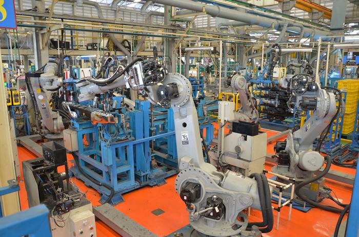 промышленность таиланда