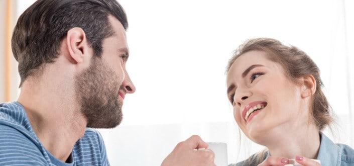 Как начать диалог с девушкой