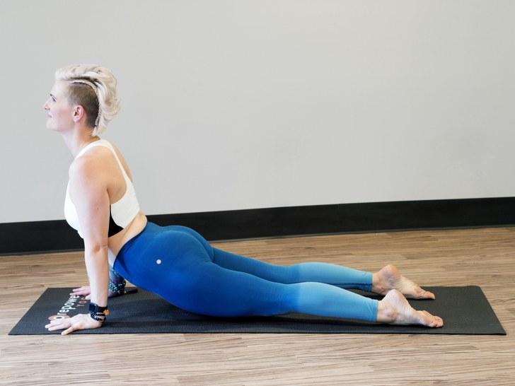 Особенности вечерней йоги