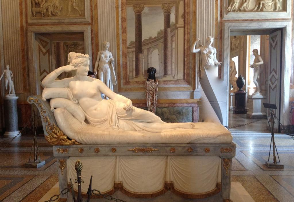 Скульптура Полины