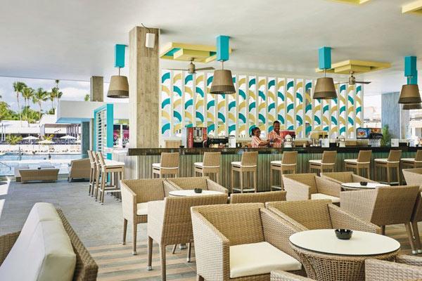 Ресторан при отеле Риу Бамбу