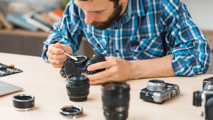 принцип работы беззеркального фотоаппарата