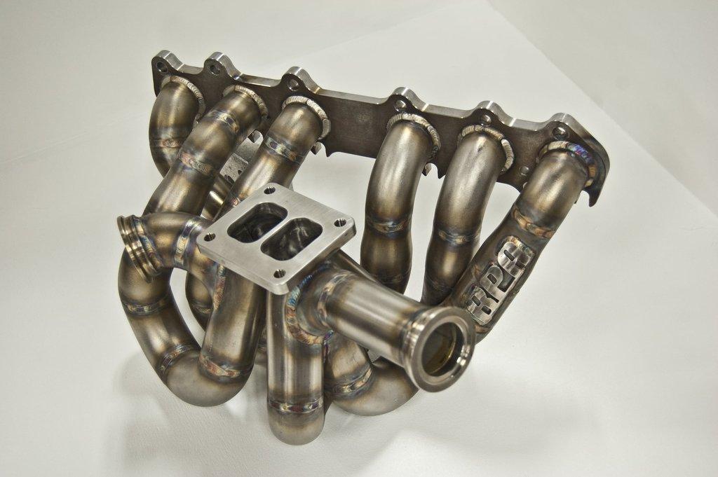 Твинскрольный коллектор BP Autosports для 2JZ-GTE