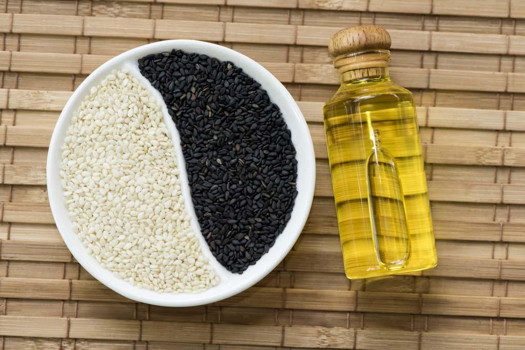 Особенности применения кунжутного масла для волос