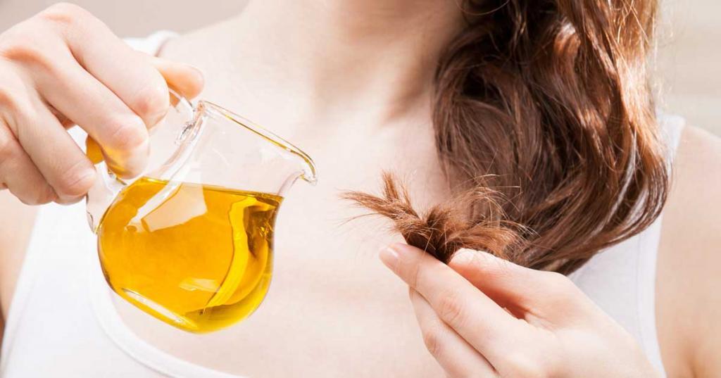 Маски для волос с кунжутным маслом