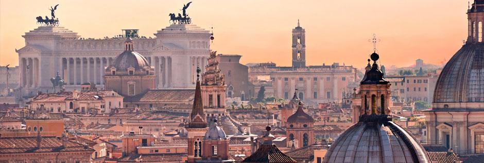 Отели в Риме какие