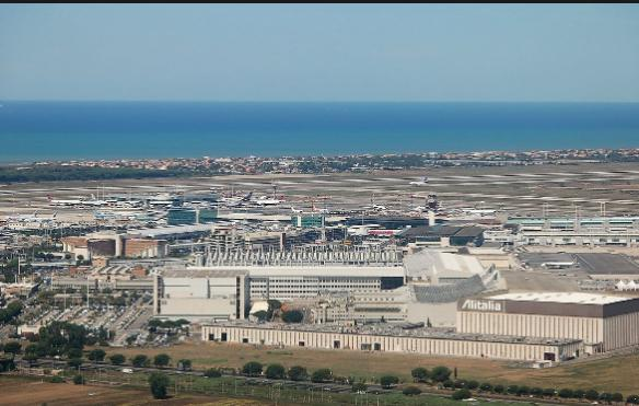 Аэропорт Леонардо да Винчи