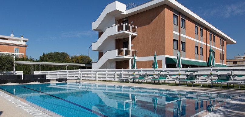 Отель Best Western Hotel Rome Airport