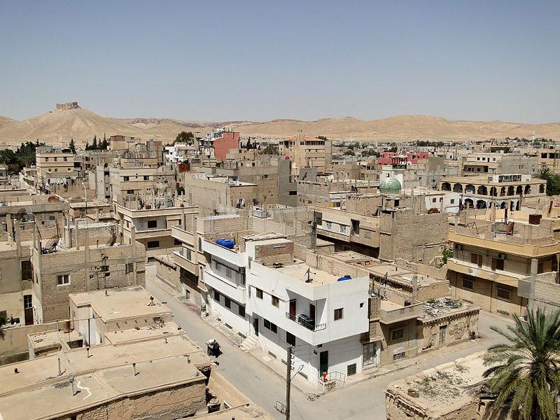 Город Пальмира