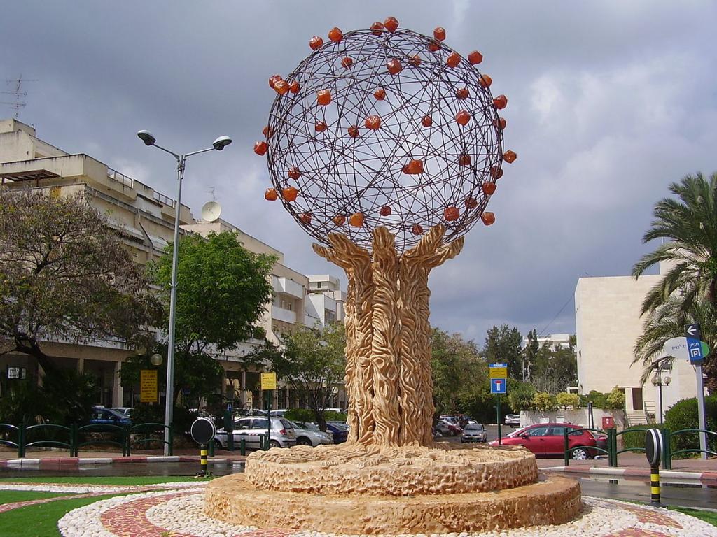 Раанана, Израиль
