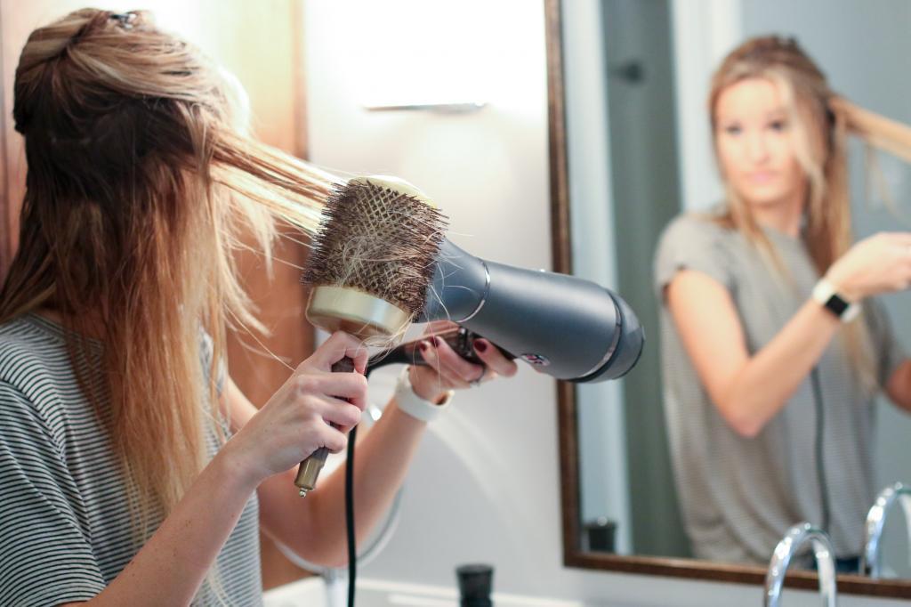 Виды горячего обертывания волос
