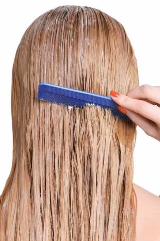 Как делать обертывание волос