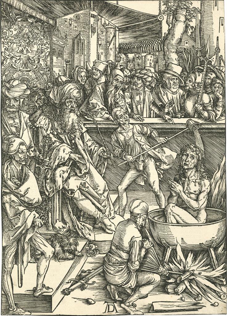 средневековые гравюры пытки
