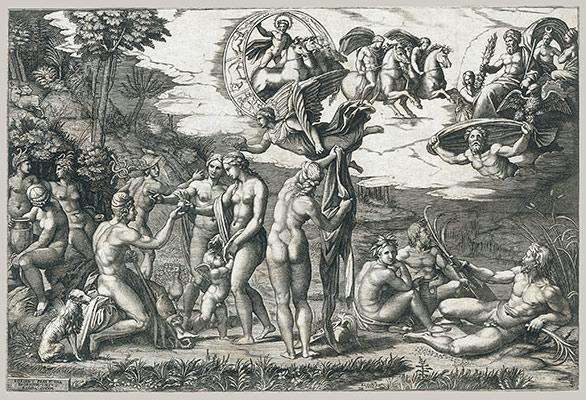 средневековые эротические гравюры