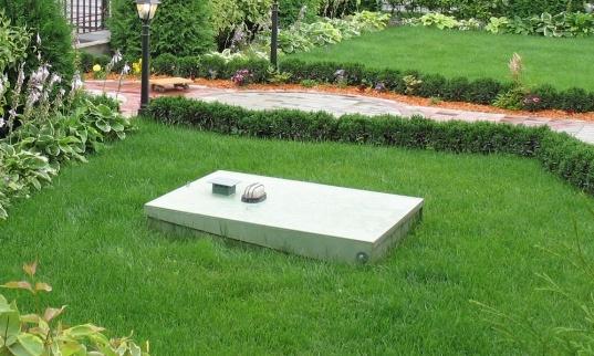 Автономная канализация в частном доме