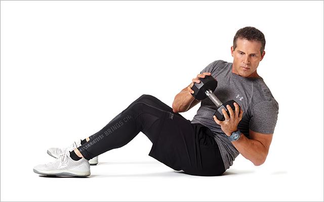 Самые эффективные упражнения для пресса для мужчин