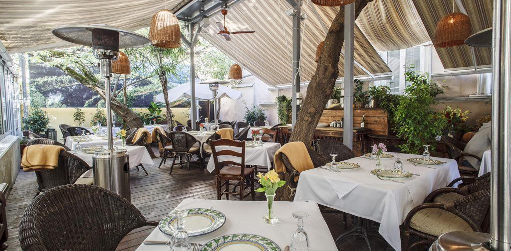 Итальянский ресторан в Москве