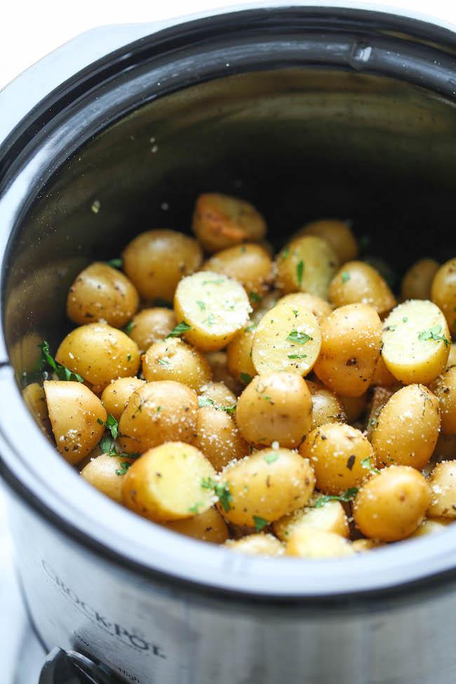 тушеная картошка в мультиварке без мяса