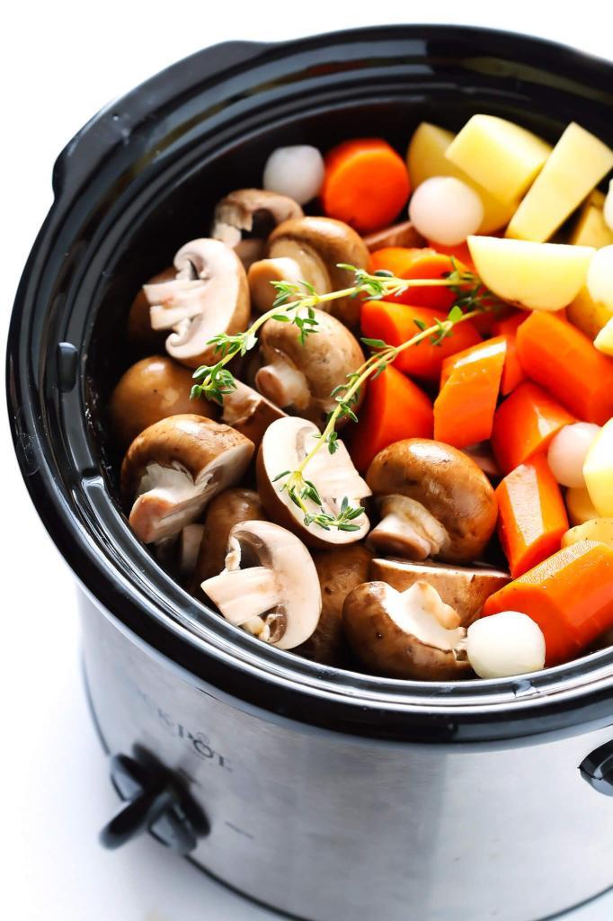 картошка в мультиварке без мяса