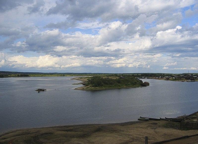 Реки Архангельской области: названия, описание, фото