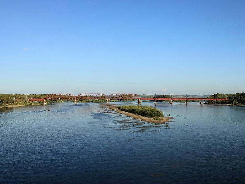 Реки Кемеровской области: фото, краткое описание, список