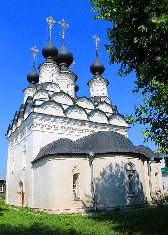 Лазаревская церковь Суздаля. История и адрес