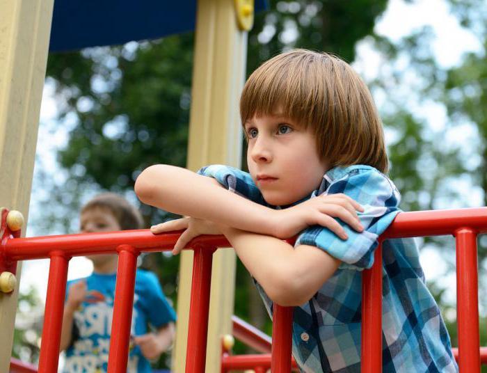 Психологические особенности детей