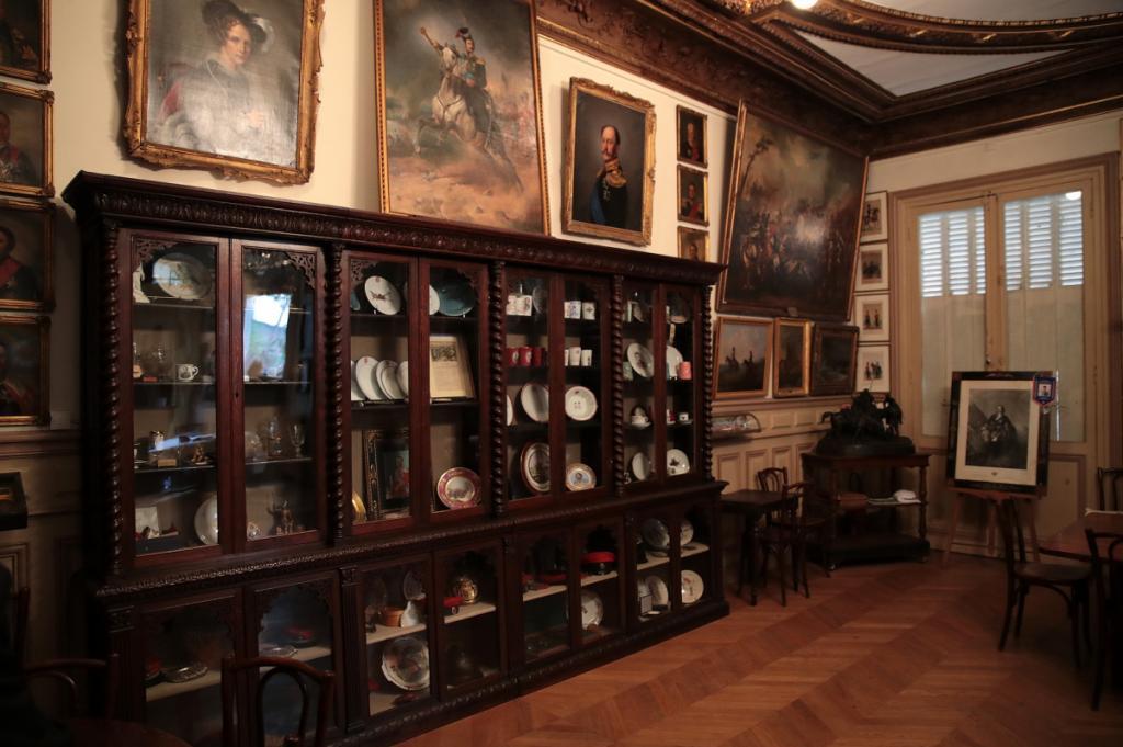 экспозиция музея истории донского казачества новочеркасск