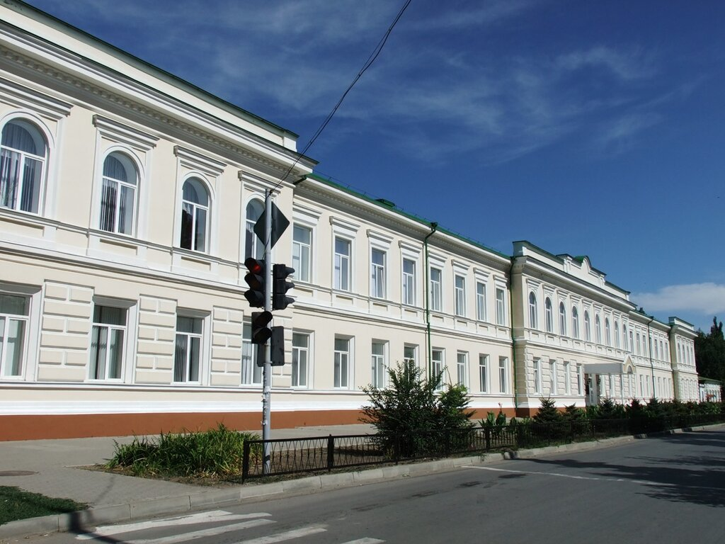 Музей истории донского казачества Новочеркасск