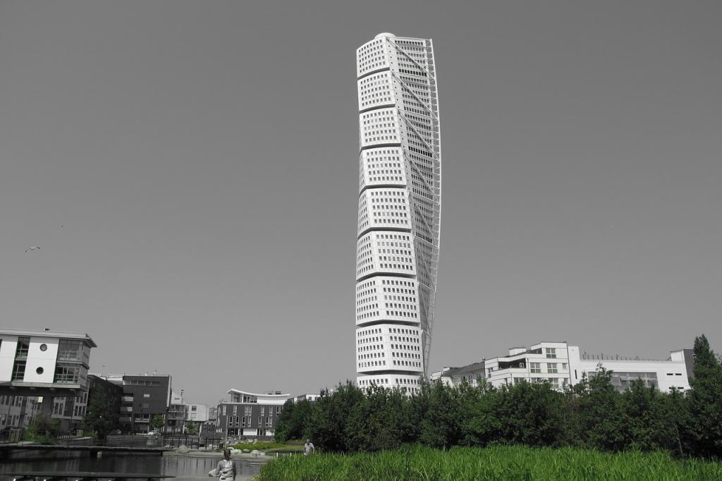 Знаменитый небоскреб