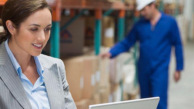 управление запасами в цепях поставок