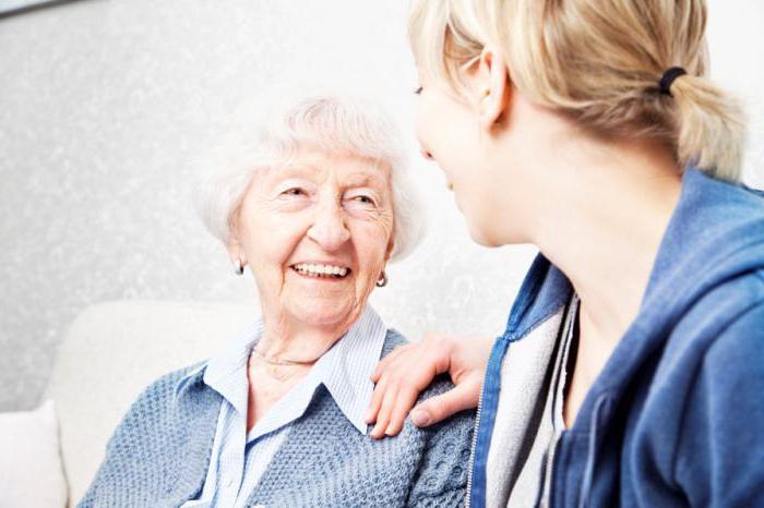 правила общения с клиентами пожилого возраста