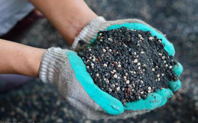 заводы по производству минеральных удобрений в россии