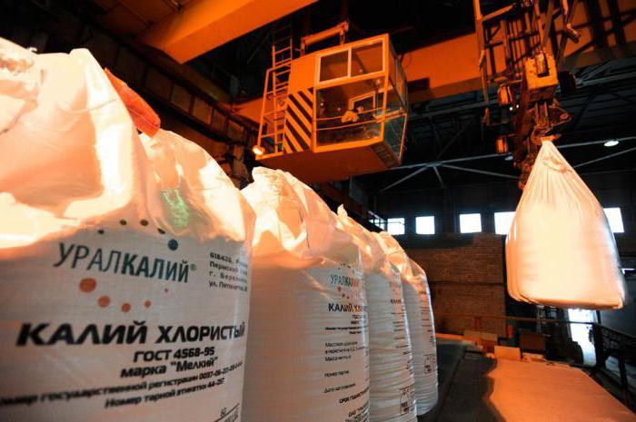 центры производства минеральных удобрений в россии города