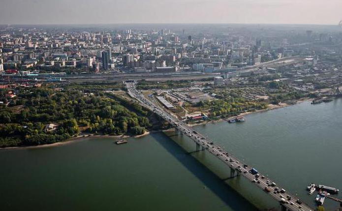 Города Новосибирской области