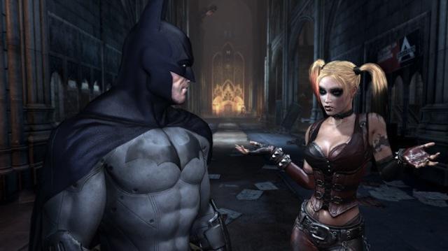 почему batman arkham asylum не сохраняется