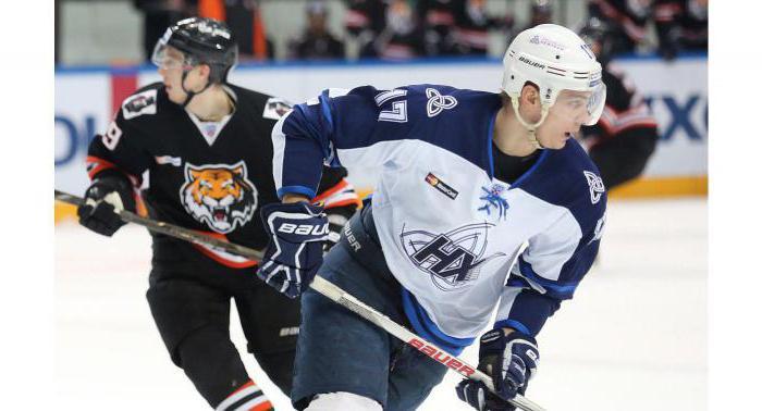 Павел Куликов хоккеист