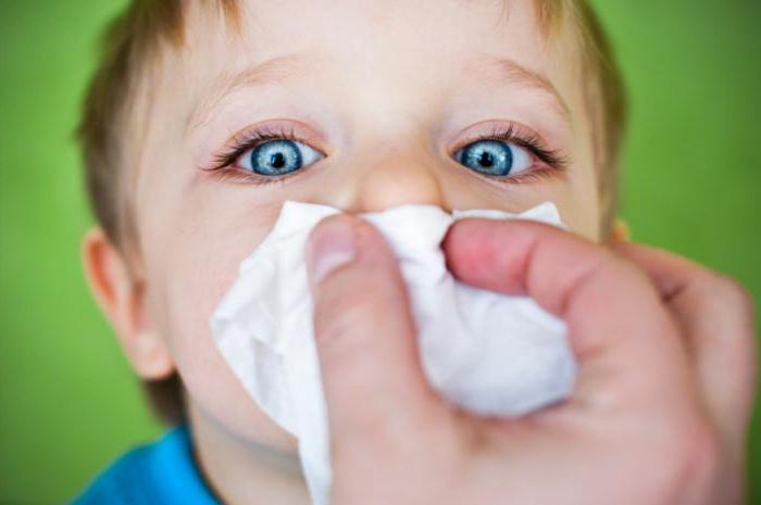анализы на аллергены у детей