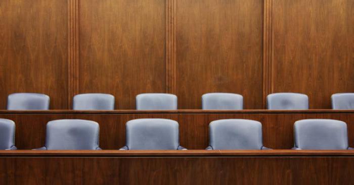 понятие судебного представительства