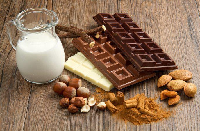 шоколад полезные свойства