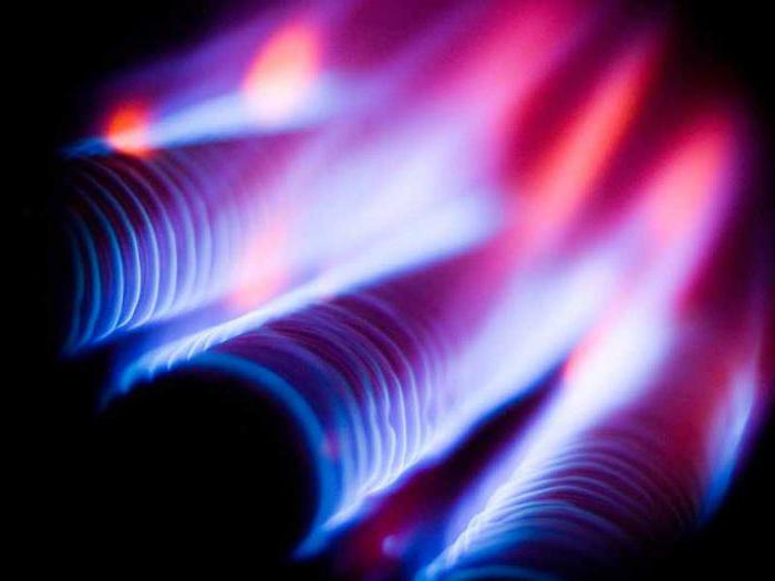 горючие газы